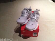 NIKE AIR PRESTO TRIPLE WHITE BR QS NEW ALL SIZES XXXS - XXXL