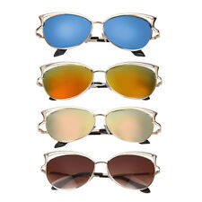 Vintage Womens Mens Designer Fashion Sunglasses Goggles (Available in 4 Colours)
