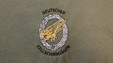 DEUTSCHER FALLSCHIRMJAGER GERMAN PARATROOPER POLO SHIRT