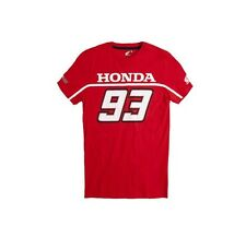 Marc Marquez T-Shirt Honda MM93 Moto GP  Herren Fan Shirt  #02  [ S - XXL ]