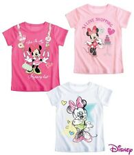 ♥DISNEY MINNIE MOUSE T-SHIRT♥GR:92/104/116/128♥NEU♥