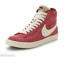 WOMENS / GIRLS NEW NIKE BLAZER MID TOP LEATHER SIZE UK 3 PINK