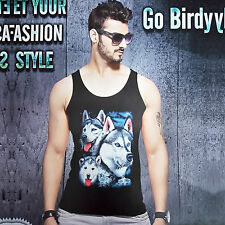 (Size-XXL-Chest-44 ) Animal Print Smart Sando For Casual Wear (SKU-JB93199)