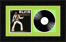 "Picture Photo Frame Single 10"" Vinyl LP Record with Album Cover 