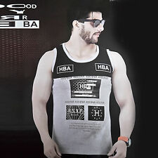 (Size-L-Chest-40 ) Printed Sando For Mens Wear,100%Cotton Fabric (SKU-JB93184)