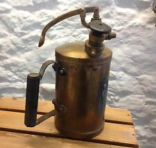 VINTAGE BRASS PNEUMATIC SPRAYER S2B MONITOR BRITISH MADE STEAMPUNK/PLANTS/GARDEN