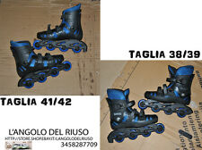 PATTINI IN LINEA ROLLER VINTAGE 41/42 E 38 (cod.238)