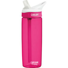 Camelbak Eddy Tritan 600ml Unisex Accessory Water Bottle - Dragonfruit One Size