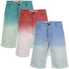 New Mens Tokyo Laundry Indie Pastel Ombre Casual Summer Shorts Bottoms Size S-XL