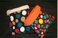 GUINEA PIG BED,RAT,DEGU FLEECE SNUGGLE POUCH,CUDDLE CUP SACK SLEEPING BAG LARGE