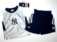 ADIDAS~USA`verschied. Gr. 56-62-68-74-80-86~New York~Baseball~T-Shirt+Hose