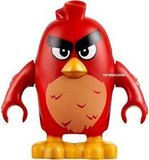LEGO THE ANGRY BIRDS MOVIE - RED FIGURE + FREE GIFT - FAST - BESTPRICE - NEW
