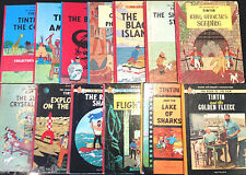 RARE 1st Edition Methuen & Egmont Tintin Books - BUY INDIVIDUALLY Herge First EO
