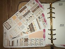 Oh So Pretty Extras Pocket, Personal Planner Stickers for All Planners Types
