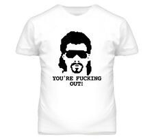 Kenny Powers Funny Tv Show Character Mullet T Shirt