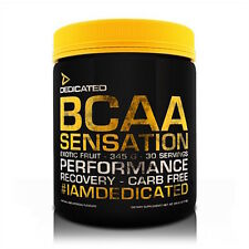 Dedicated Nutrition BCAA Sensation Muscle Growth & Recovery EPIC V.2 Creatine