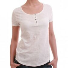 Levis T-Shirt Women - PLACKET TEE - White