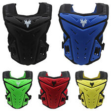 Motocross Chest Vest Protector Bike Body Armour Protective Gear Suit