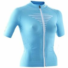 X-Bionic Biking Lady Effektor Power Shirt Full Zip Fahrradshirt Fahrrad Biking