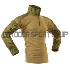 Invader Gear Ubacs Combat Shirt Atp Multicam Airsoft Under Armour Army Style