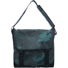North Face Base Camp Small Unisex Bag Messenger - Camo Print Tnf Black One Size