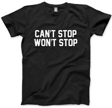 Can't Stop Won't Stop Kids T-Shirt