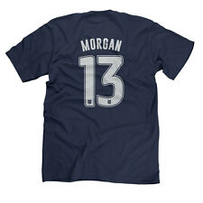 ALEX MORGAN 2016 TEAM USA WOMEN'S OLYMPIC SOCCER RIO FIFA FAN GEAR T-SHIRT
