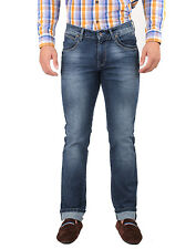 Oxemberg MSD Super Slim Fit Denimix Wash Mid Blue Denim