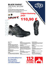 LAGERRÄUMUNG!! NEU! HAIX Black Eagle Tactical 20 low