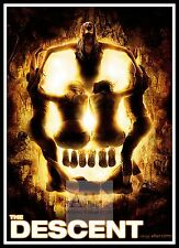 The Descent   Horror Movie Posters Classic & Vintage Films