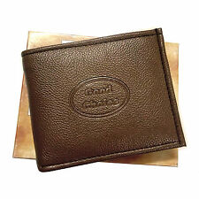 Mens/Boys Wallet, Bi-Fold ,Genuine Leather Wallet, With Card Slots, ID Holders