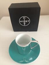Damien Hirst Coffee Cup And Saucer