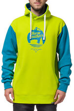 HORSEFEATHER HOODIE CHALET SULPHUR