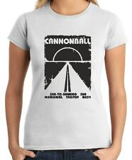 T-shirt Donna TF0015 inspired by The Cannonball Run