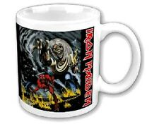 IRON MAIDEN - NUMBER OF THE BEAST LOGO - OFFICIAL BOXED MUG