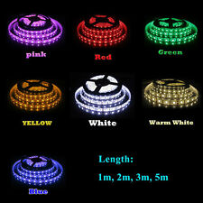 1-5m LED Strip Light 12V IP65 3528 5050 5630 Waterproof LED White Kitchen Xmas