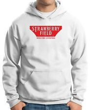 Felpa Hoodie WC0571 Strawberry Field