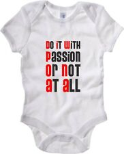 Baby Rib Body neonato T0530 Do it with passion or not at all Fun