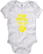 Body neonato CIT0187 renew yourself today is a new day