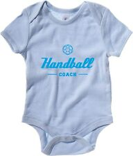 Body neonato SP0068 Handball Coach Maglietta
