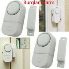 4/12X WIRELESS WINDOW DOOR BURGLAR INTRUDER SENSOR SYSTEM HOME SHOP SAFETY ALARM