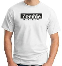 T-shirt TZOM0014 zombie huntress