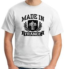T-shirt TSTEM0059 made in france fitted