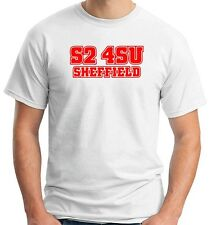 T-shirt WC1070 sheffield-utd-postcode-tshirt design