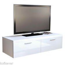 Porta TV Panda, cm.140 x 37 x 50, mobile moderno per salotto