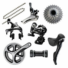 Shimano Dura-Ace 9000 11 Speed Compact Groupset - Cycling Components & Equipment