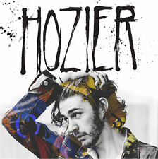 Parche imprimido /Iron on patch, Back patch, Espaldera /- Hozier, 01