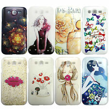 Diamond Work Hard Case for Samsung Galaxy Grand Duos / Neo i9080 i9082 i9060