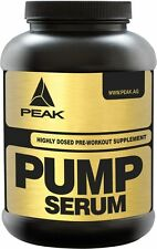 Peak Pump Serum - 600g - Pre-Workout-Booster + Bonus