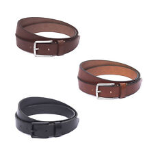 Jack & Jones Ledergürtel JACLEE LEATHER BELT NOOS Herren Gürtel Echt Leder